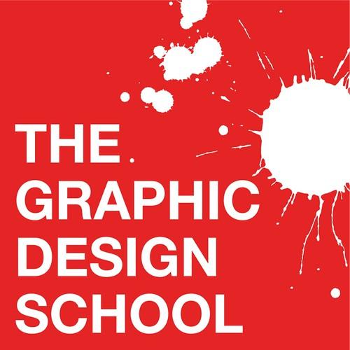 the graphic design school logo logo version 2 the graphic