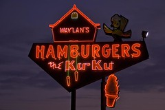 Waylan's Ku-Ku Hamburgers - Route 66, Miami, Oklahoma | by RoadTripMemories