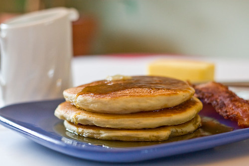 Blueberry Banana Buttermilk Pancakes | Recipe | Brenda ...