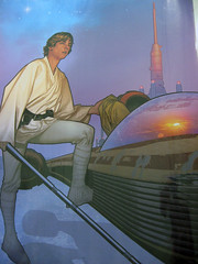 Luke art by Adam Hughes | by The Official Star Wars
