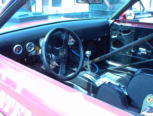 latemodel restoration fast back race car interior latemode flickr. Black Bedroom Furniture Sets. Home Design Ideas