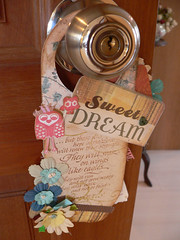 Door hanger | by Art at Home Studio