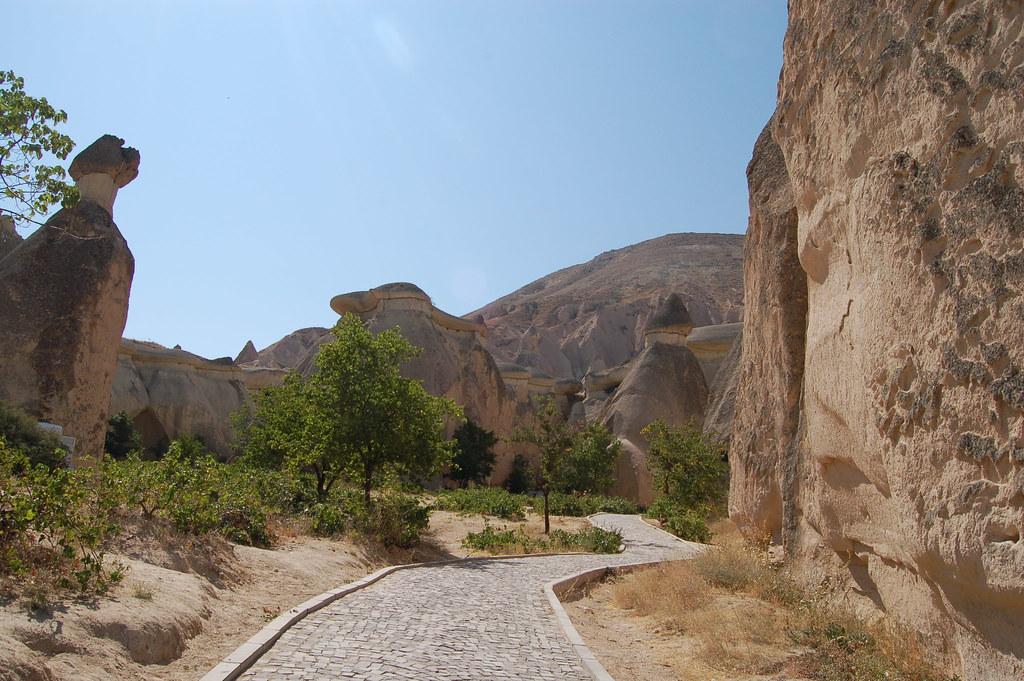 Cheminees De Fees Cappadoce Turquie 24 Hube Marc Flickr