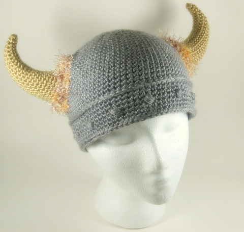 viking hat | Here\'s a pic of my Viking Hat that I designed l… | Flickr