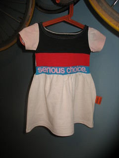 Front View of 'Serious Chioce' Dress | by rebourneclothing.com
