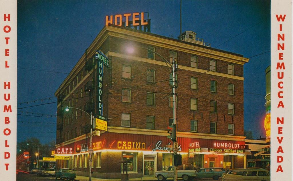 Hotel Humboldt - Winnemucca, Nevada