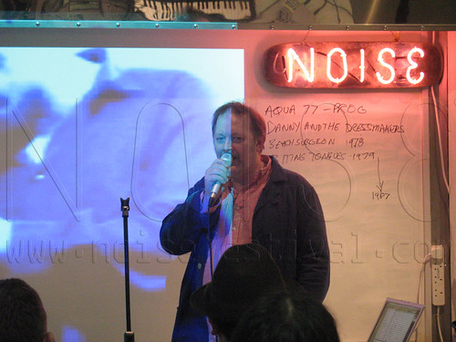 Graham Massey @ Noise Lab | by NOISE Lab
