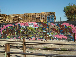 Aloy Greas Elser MSK AWR SKA ICR LosAngeles Graffiti Art | by anarchosyn