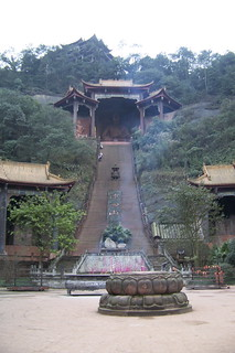 Temple - Leshan, China | by J Eberl