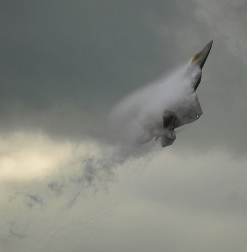 F22 Raptor climbout 2.jpg | by Russell F Spencer