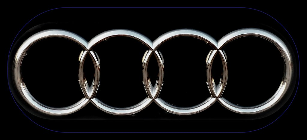 Audi Emblem Logo AUDI AG Ingolstadt Audi Brand Flickr - Audi logo