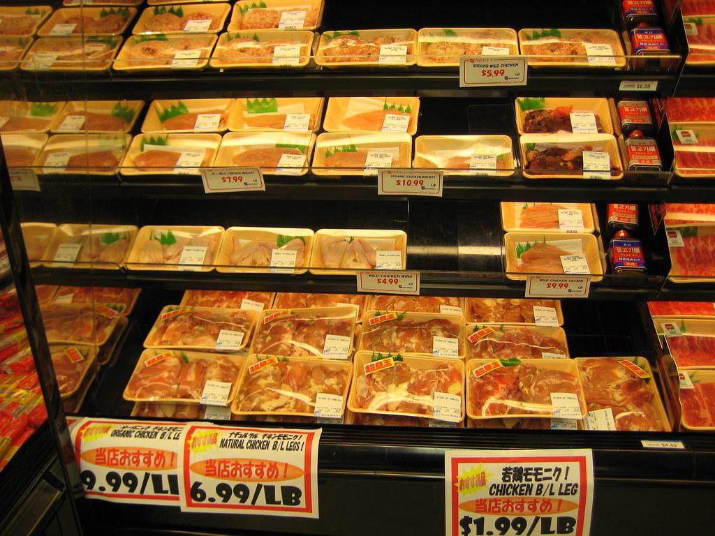 Chilled Meats | Puck's Alley, Honolulu, Hawaii | Koknor | Flickr