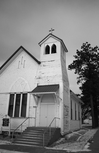Dolliver Methodist Church | by McMorr