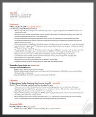 resumebear online resume artist resume sample by myresumebear - Commercial Artist Sample Resume