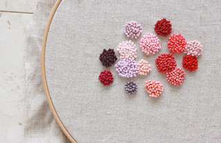 french knots | by minna_may
