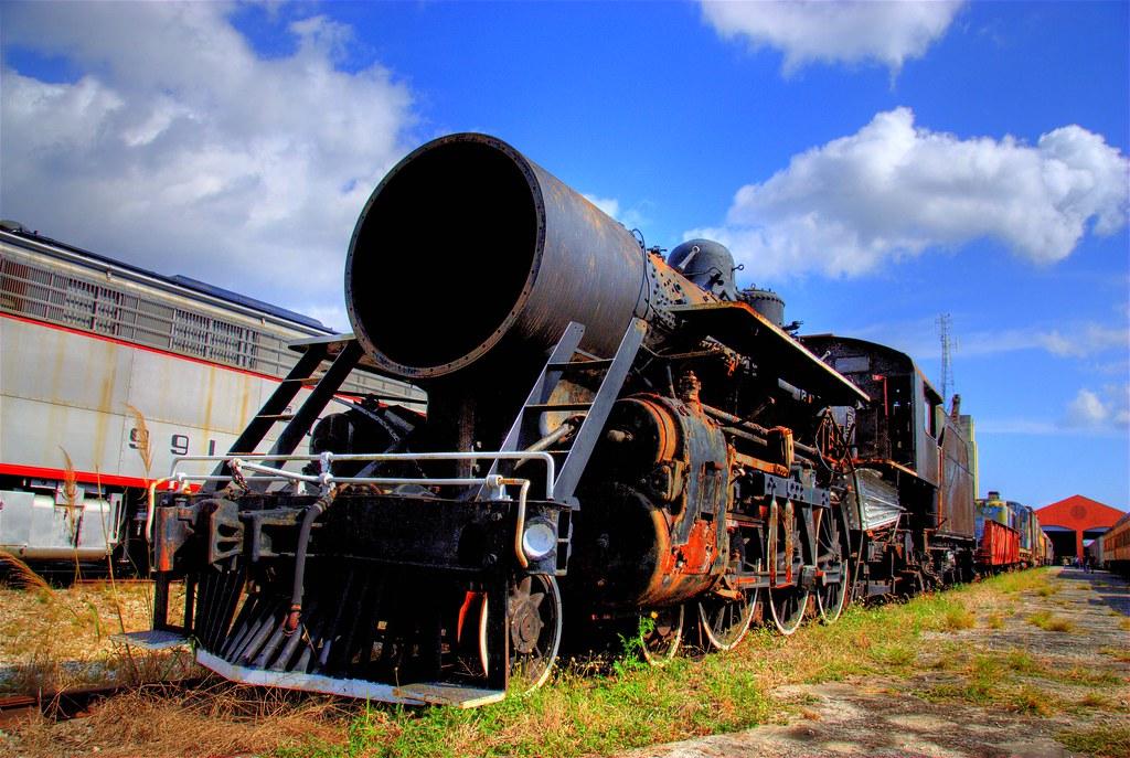 railroad museum miami