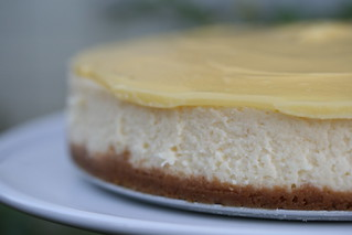 Lemon Cheesecake (Baking Illustrated) | by Food Librarian