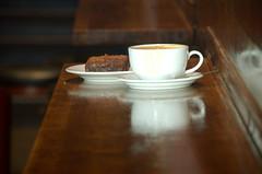 Brownie & Latte