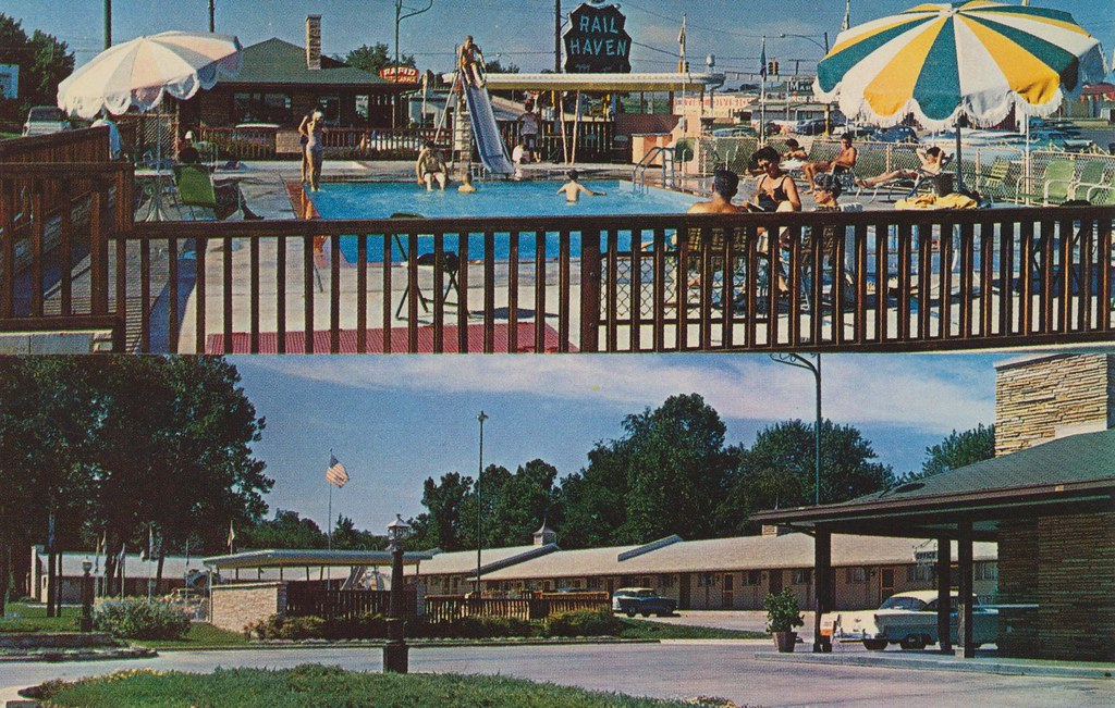 Rail Haven Motel - Springfield, Missouri