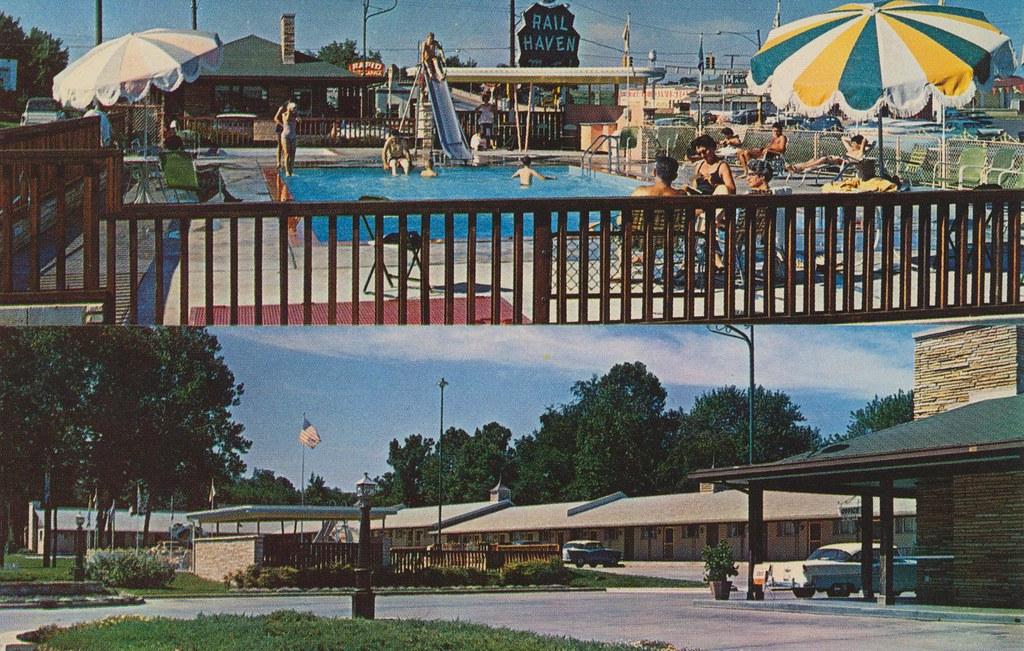 Rail Haven Motel - Springfield, Missouri