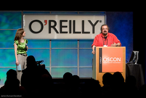 Google O'Reilly Open Source Awards | by duncandavidson