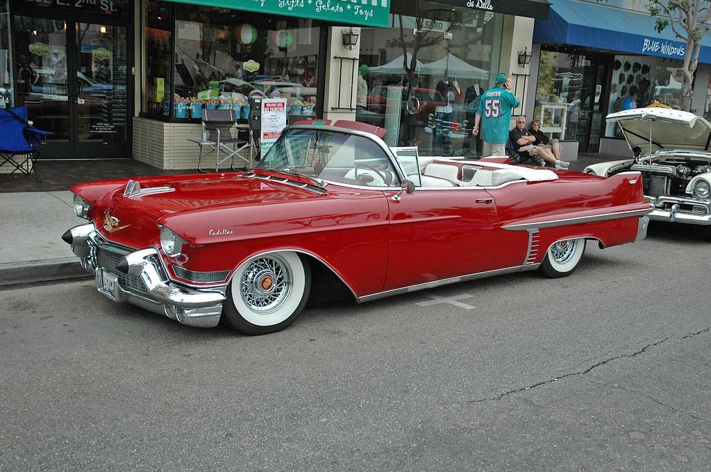1957 Cadillac Convertible | howard gribble | Flickr