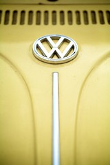 VW Beetle Logo | by fxgeek