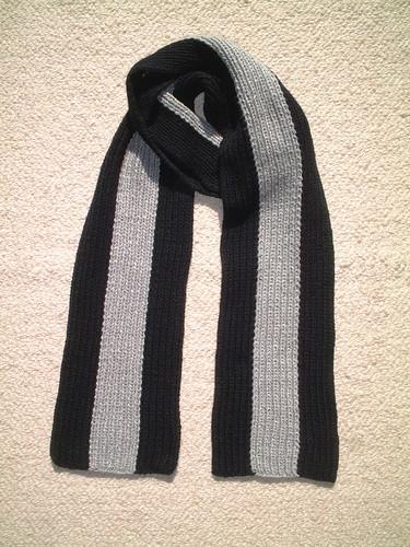 Free Knitting Pattern Vertical Stripe Scarf : Vertical Stripe Scarf nicorik3 Flickr