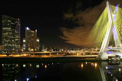 Octavio Frias de Oliveira bridge | by Rodrigo Ono