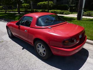 Miata For Sale--Houston Craigslist   Red '93 Mazda Miata ...