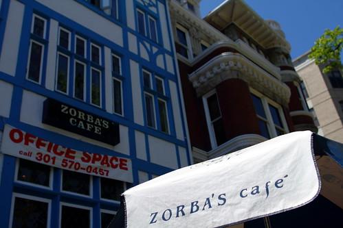Zorba S Greek Restaurant Bayswater