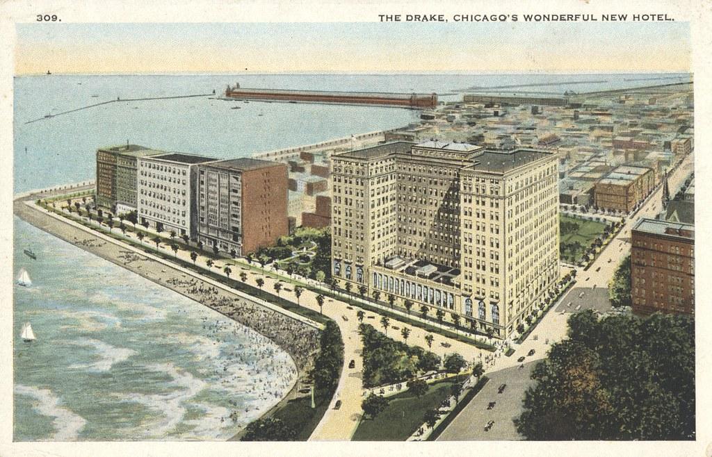 The Drake - Chicago, Illinois