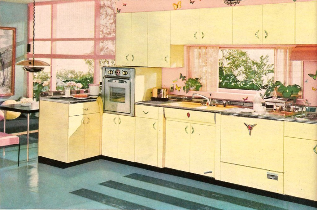 50s Kitchen   By JAVA1888 50s Kitchen   By JAVA1888