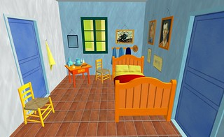 Vincent's Room | by primtings