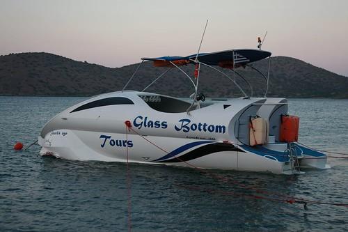 Glass Bottom Boat Tours Fl