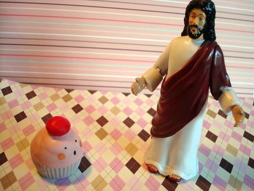 This little Cuppie found Jesus | by cakespy