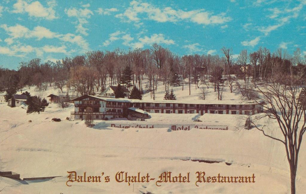 Dalem's Chalet Motel & Restaurant - West Brattleboro, Vermont