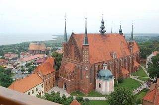 Frombork Poland on the Baltic | by grannie annie taggs