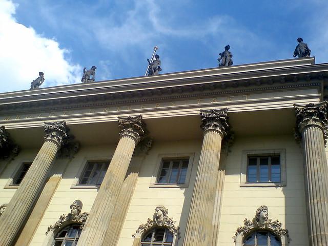 Общество: Humboldt University Berlin