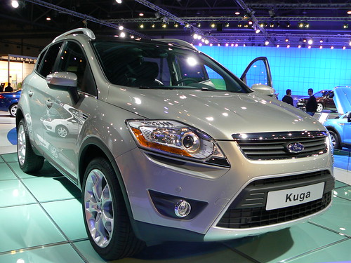 Ford Kuga | by Thomas Gigold