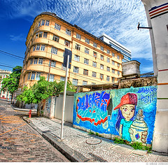 Graffiti (Recife Antigo) | by Omar Junior