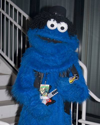 Rock And Roll Cookie Monster | by Cayusa