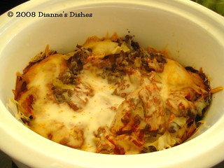 Gluten Free Slow Cooker Lasagna | by Dianne's Dishes