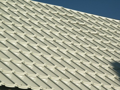 Tile Metal Roof Modern Metal Roofing Is Extremely
