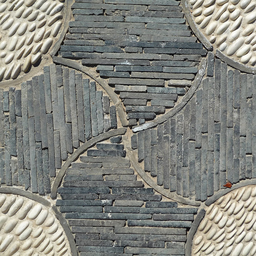 Chinese Garden floor Huntington Gardens Rik Kirby Flickr