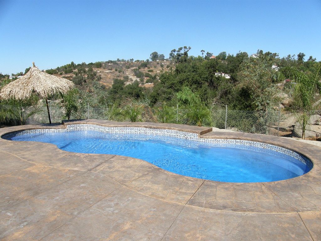 San diego fiberglass pools inc san diego ca - Clairemont swimming pool san diego ca ...