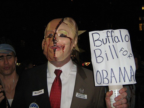 Silence of the Lambs meets Obama campaign | by yamchoppa2