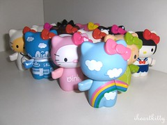 my HK army! =^..^= | by iheartkitty