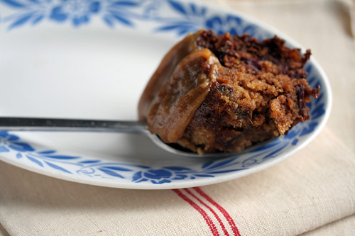 sticky toffee pudding | by David Lebovitz