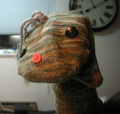 sock puppet 2 | by pinprick
